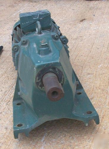 German Quality Electric Motor 480 Volt Approx3 8 Shaft