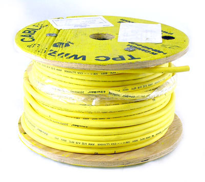 Tpc wire 68404 trex-onics 24 awg 4IS pr 600V 100\'