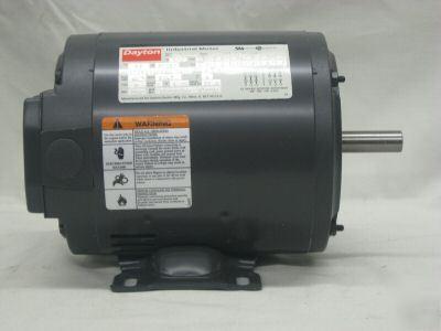Dayton Inverter Duty Motor 2n103 2n103r