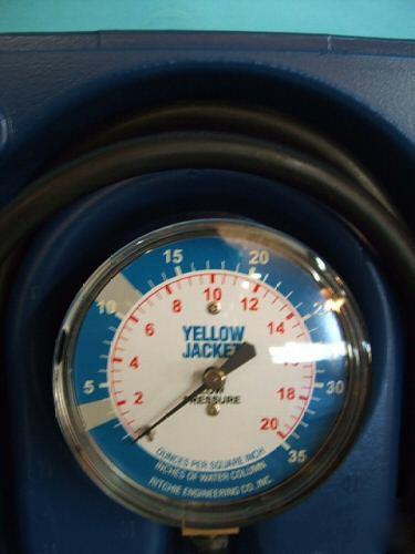Yellow Jacket Manifold