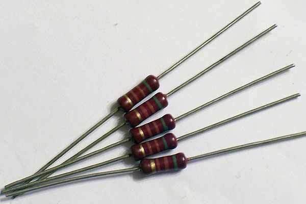 Vintage Resistor 113