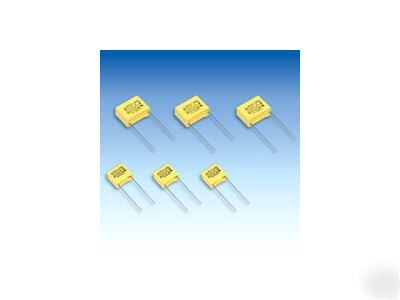 X1y2 Y2 Amp X2 Safety Capacitor Kit For Tube Radios Tvs