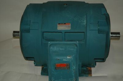 New reliance electric motor 100 hp 100hp p44g0357e for 100 hp dc motor