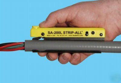 Seatek sa-200L strip-all cable wire stripper