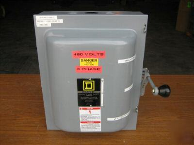 Winco square d manual transfer switch 200 amp 64863-006.