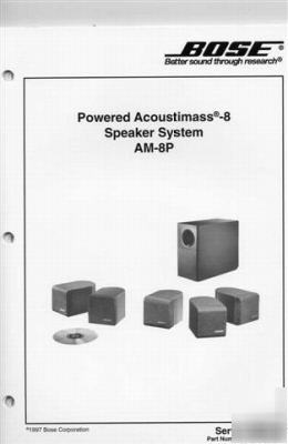 service manual bose acoustimass powered open source user manual u2022 rh dramatic varieties com