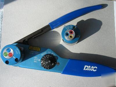 Dmc crimping tool