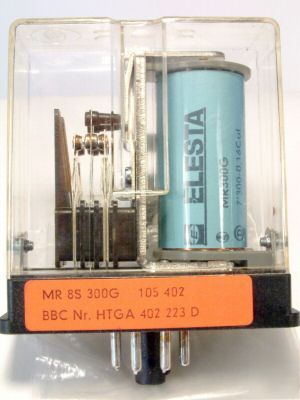 New elesta relay MR300G