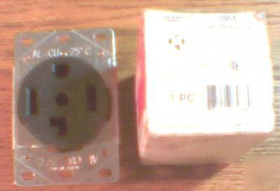 P/&S 3864 30 AMP 125//250 14-30R RECEPTACLE HBL9430A