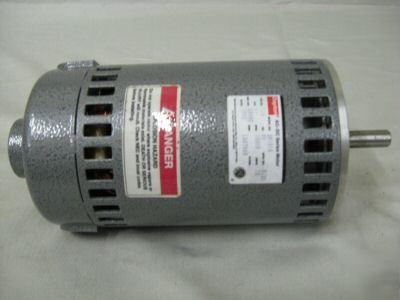 Dayton universal ac dc motor 1 hp 2m191 for Universal ac dc motor